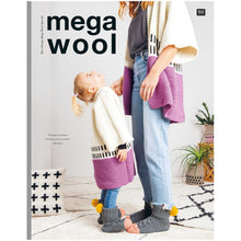 Load image into Gallery viewer, Mega Wool Pattern book
