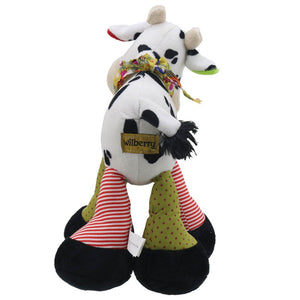 Standing Cow soft toy