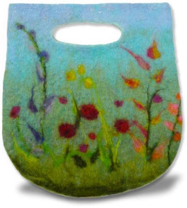 Mini Miss Millicent Felting Bag  Kit