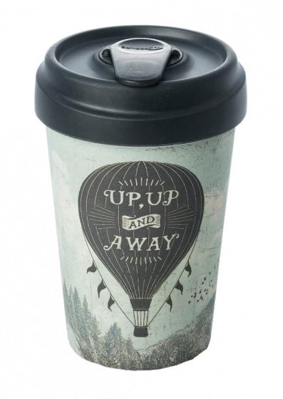 Up and Away - Bamboo Travel Cup