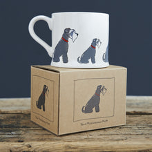 Load image into Gallery viewer, Grey Schnauzer  Mug