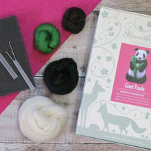 Load image into Gallery viewer, Panda Felting Kit