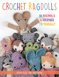 Ragdolls crochet book