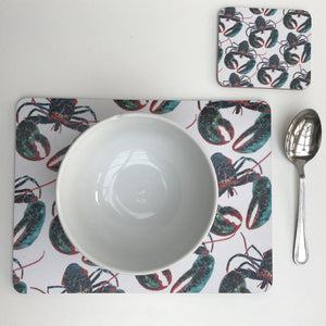 Lobster  Design Placemats - single