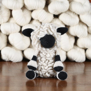 Lisa the Black Nosed sheep
