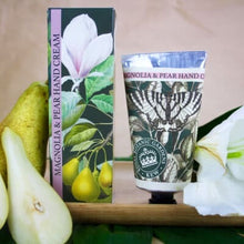 Load image into Gallery viewer, Magnolia and Pear  Scented Luxury   Hand Cream