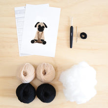 Load image into Gallery viewer, Spencer the Pug Kit