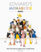 Load image into Gallery viewer, Edwards Menagerie Bird Book