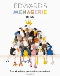 Edwards Menagerie Bird Book