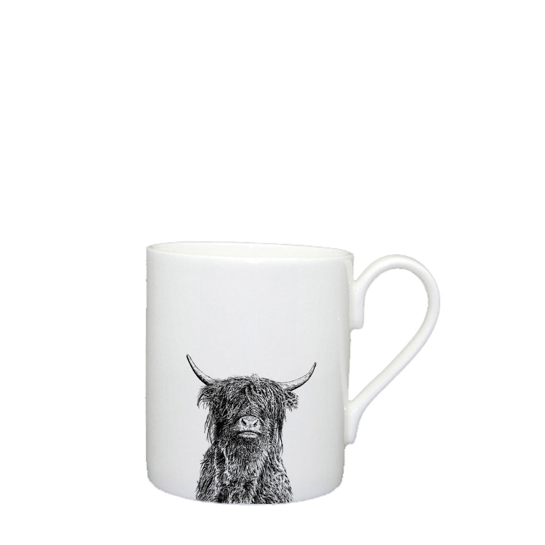 Crafty cow standard  mug
