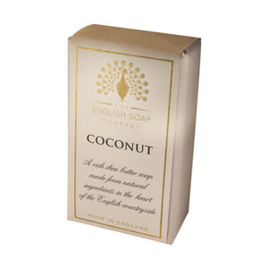 Coconut pure indulgence soap