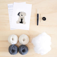 Load image into Gallery viewer, Samson Old English sheep Dog Kit