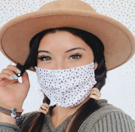 Kiniband Fabric Face Mask