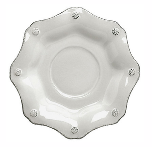 Juliska Berry & Threads Scallop Saucer