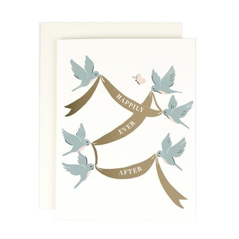 Amy Heitman Happily Ever After Card