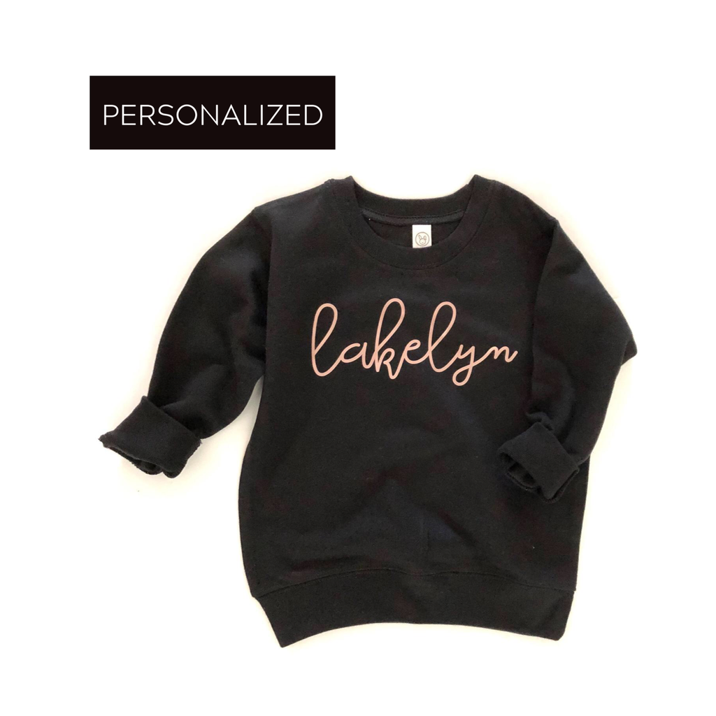 Personalized Liz Sweater