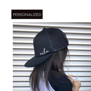 Personalized Ley Hat