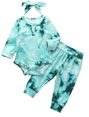 Mharia Tie Dye Outfit