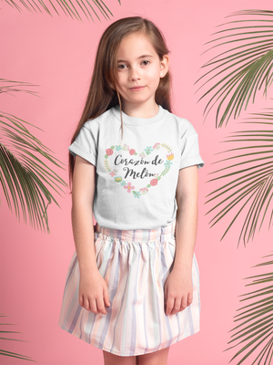Corazon de Melon - Spanish Girls Tee