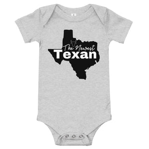 Newest Texan Baby Bodysuit