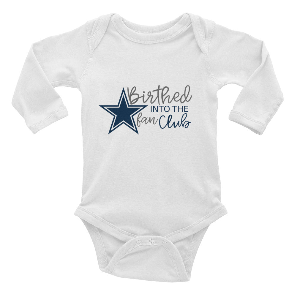 Birthed Fan Club Bodysuit