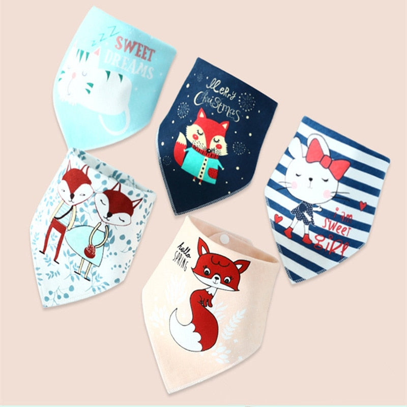 Anika Bib Burp Cloth