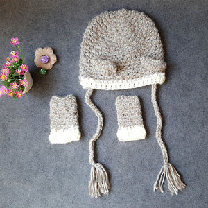 Jana Beanie and Glove