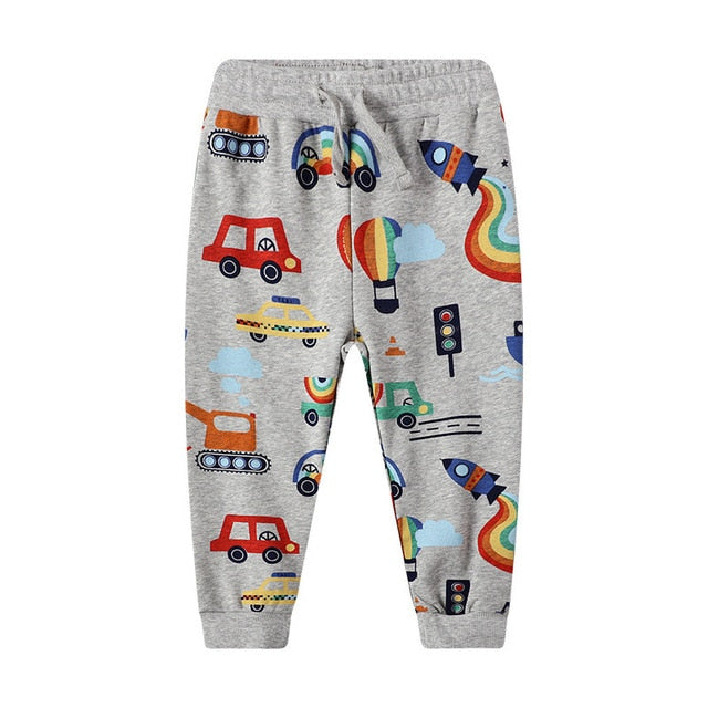 Jon Printed Sweatpants