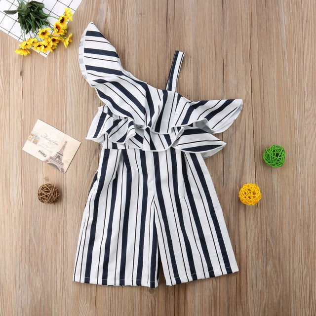 Alexa Off-shoulder Romper
