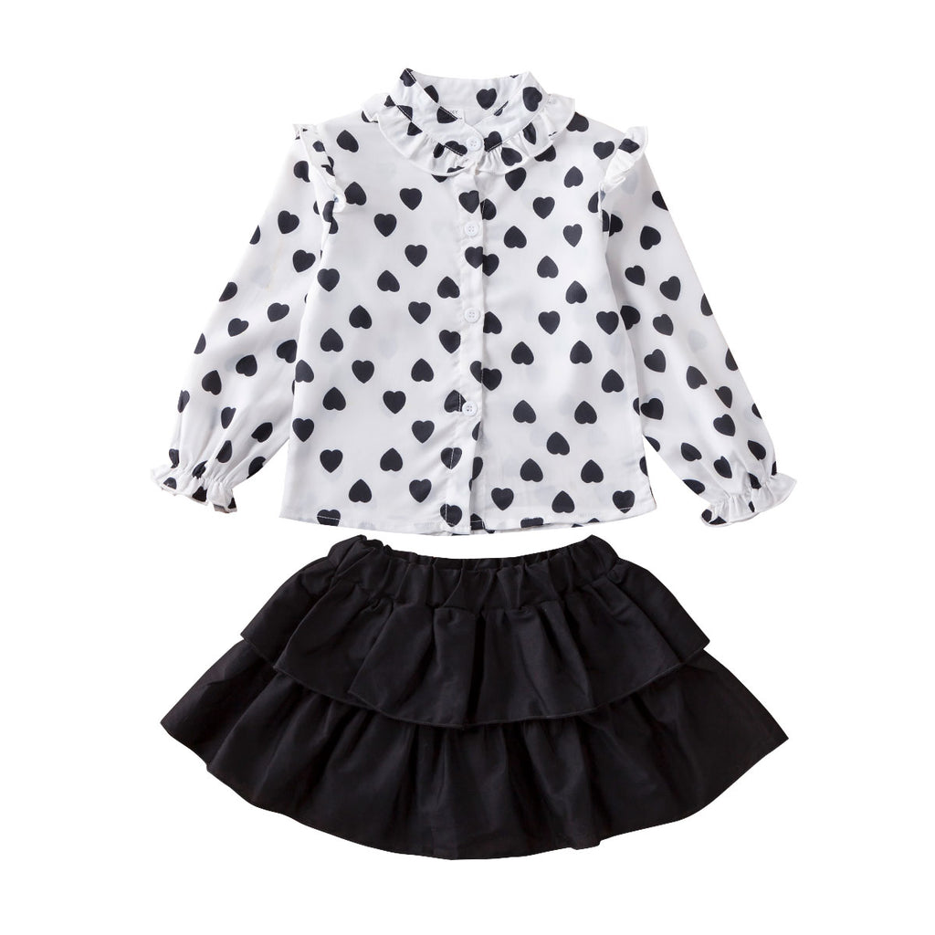 Alexa Kid Fly-Sleeve Outfit
