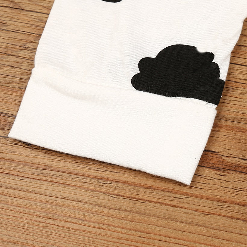 Unisex  Rain T-shirt and Cloud Pants