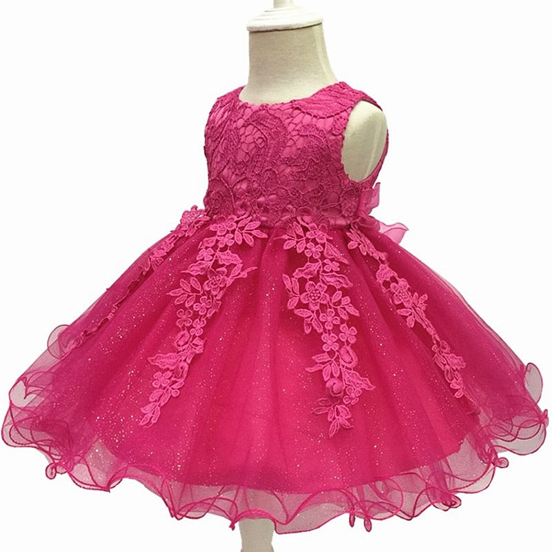 Alexa Lace Party Dress