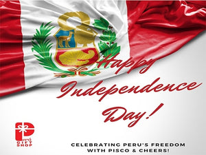 WHAT'S THE GLOBAL PERUVIAN PRIDE CELEBRATION ?