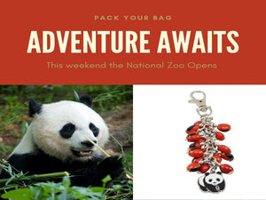 HEADING TO THE NATIONAL ZOO THIS WEEKEND