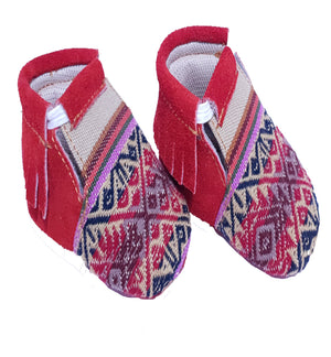 Pre-Walker Baby/Infant Wrap-Around Soft Sole Shoes