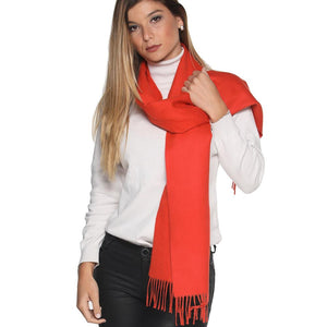 Luxury 100% Pure Peruvian Baby Alpaca Wool Scarf for Men & Women