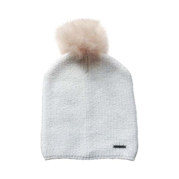 "Baby Alpaca ""Lima"" Handmade Unisex Knit Hat - One Size Fits All"
