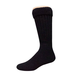 Warm & Comfy 100% Baby Alpaca Long Socks