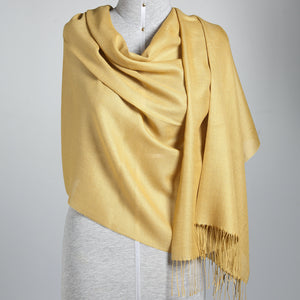 Luxury Pure Peruvian Baby Alpaca Light Wool Shawl for Women 70%Alpaca 30% Silk