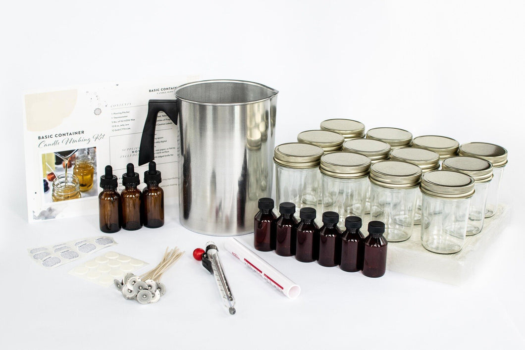 CM 101: Candle Making Essentials