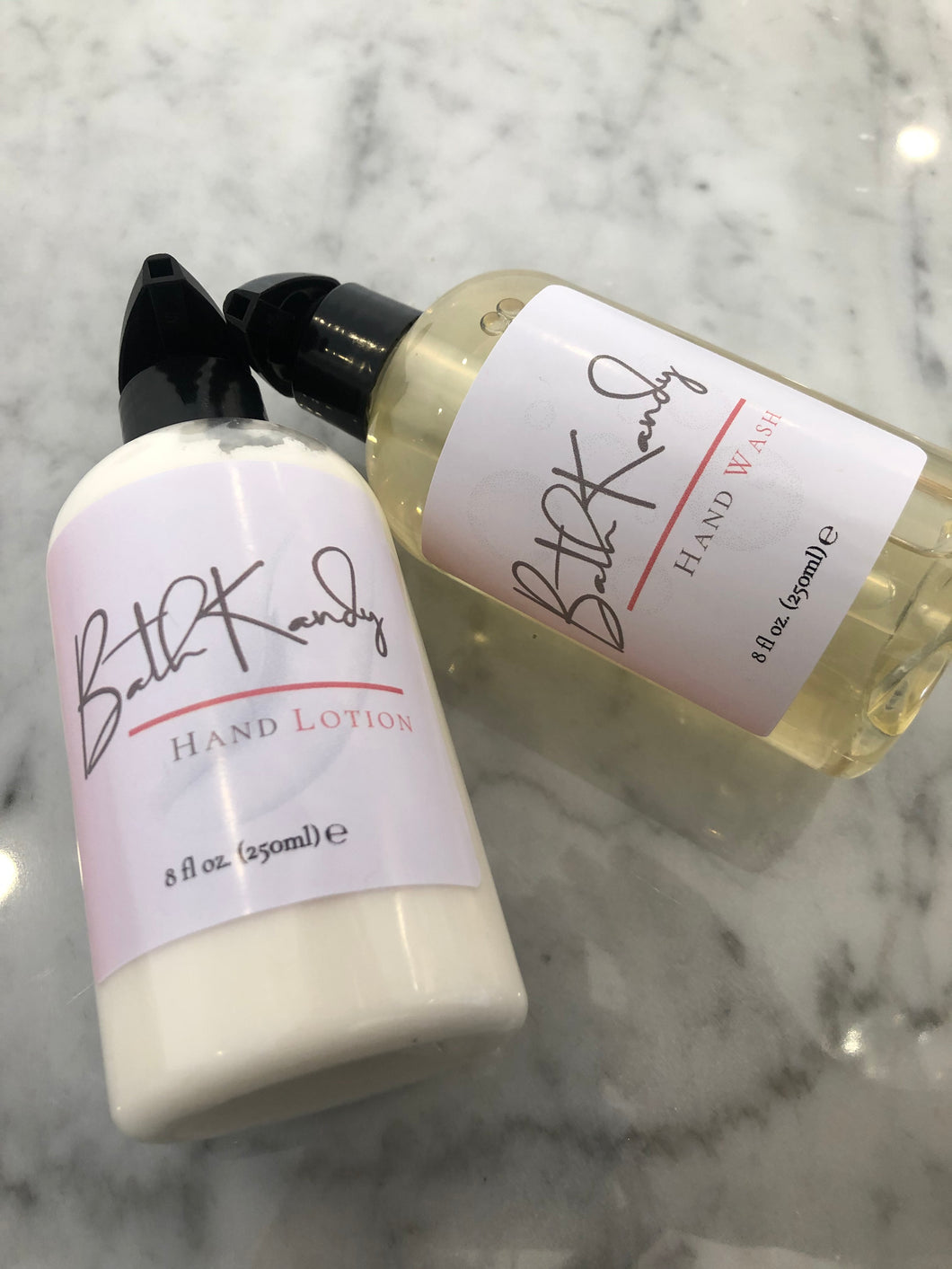 Hand Wash & Hand Lotion Duo