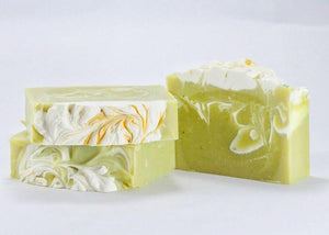 Lusciously Creamy Avocado Soap