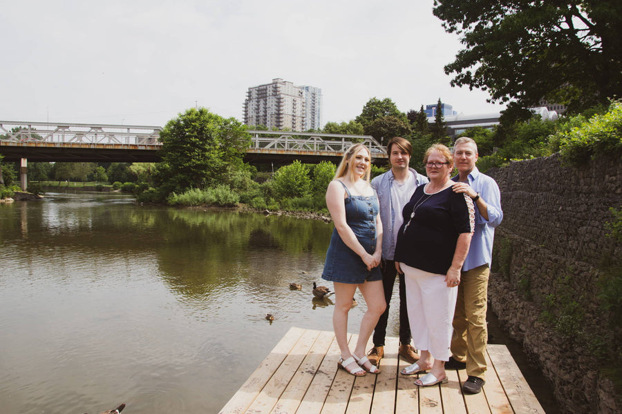 Melanie & Family - London Ontario Family & Lifestyle Photography - Stiehl Photography