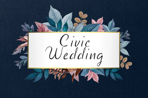 Civic Wedding