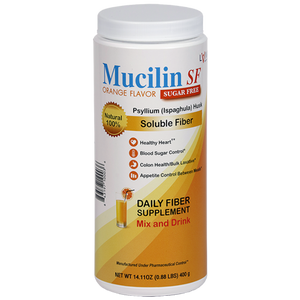 Mucilin<sup>®️</sup> SF Bottle 400 gram