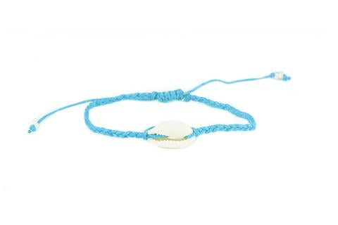 Lotus & Luna - Single Wrap Shell Bracelet