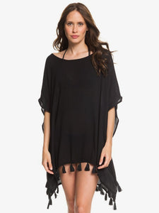 Make Your Soul Beach Cover-Up Poncho Dress