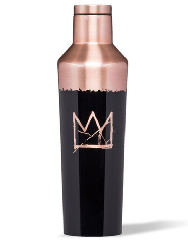 16oz Canteen Copper Basquiat - Crown