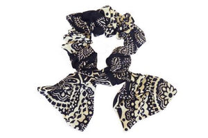 Lotus & Luna - Scrunchie with Bow