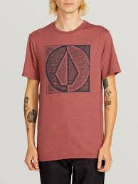 Volcom Stamp Divide S/S Tee
